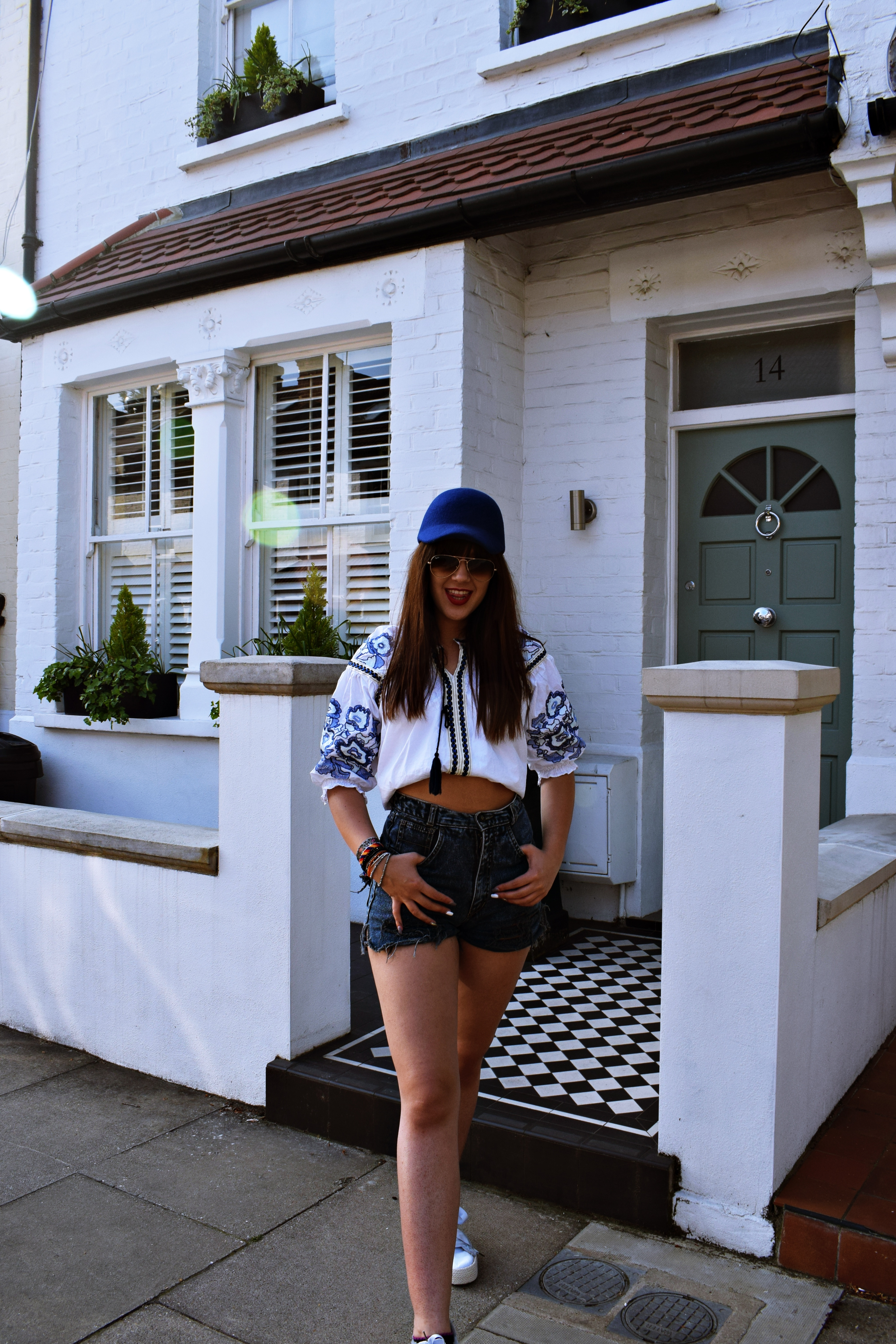 High Waist Jeans Stefanel Hat Miss Andrada