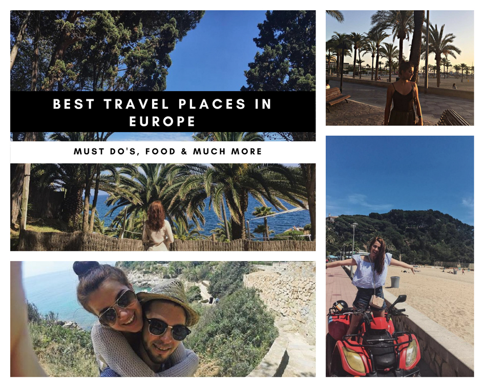 3 Best Travel Places in Europe: Find your perfect one!