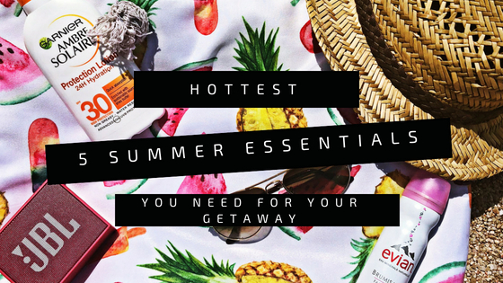 5 Essentials You Need for Your next Beach Holiday this Summer