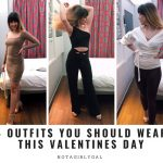 Four outfits you should wear this Valentine's Day 2019 | Romantic & Bold Options
