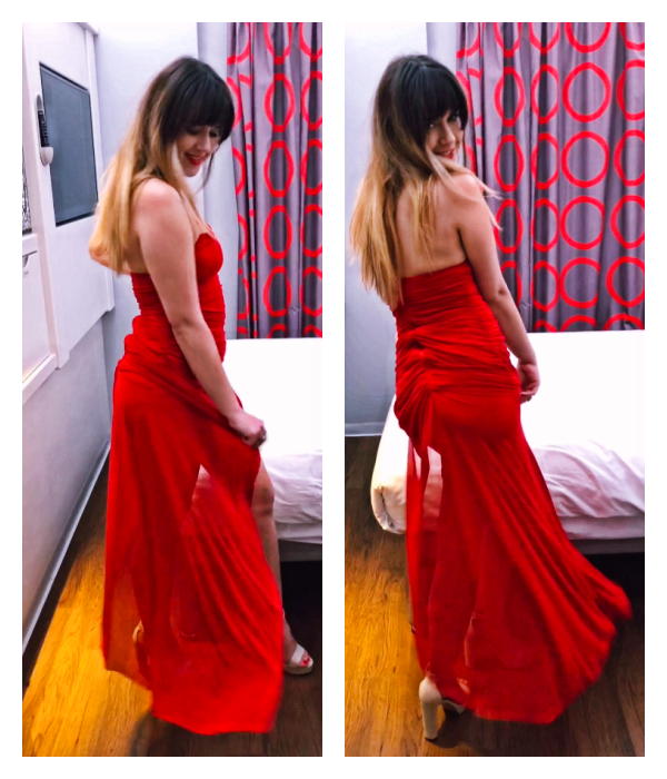what to wear on valentine's day red dress not a girly gal.png